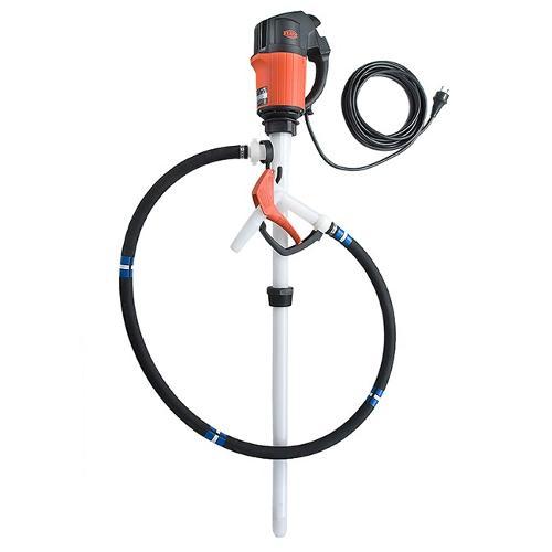 Pumpen-Set für konzentrierte Säuren