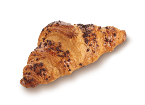 Croissant Royal with Nougat Filling