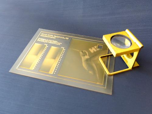 Digital photopolymer plates