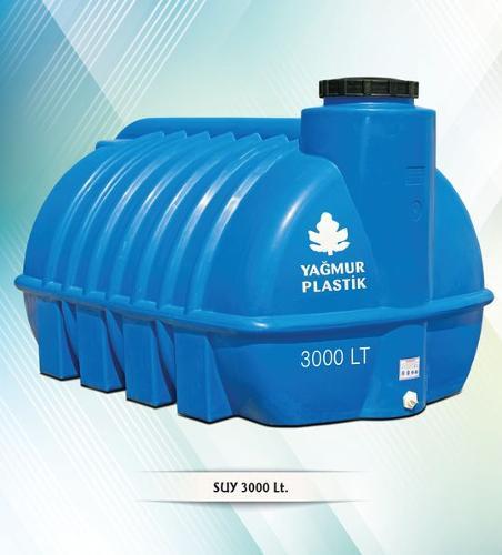 Horizontal Liquid Storage Tank
