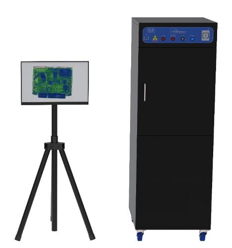 TR40 + Smart Scan Cabinet X-ray Scanner