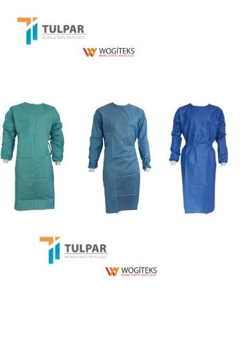 SMS  SMMS medical surgical gowns different colours