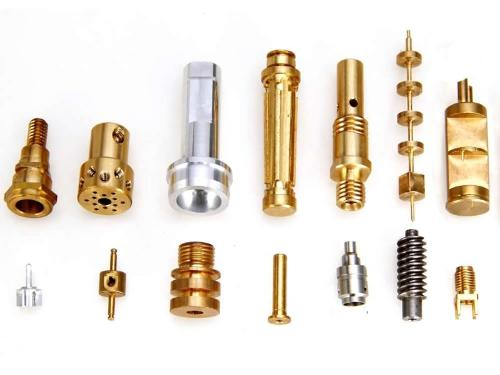 Small Machined Parts CNC Turning
