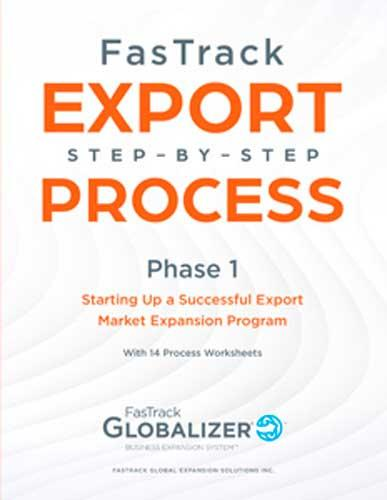 FasTrack Export Step-by-Step Process: Phase 1