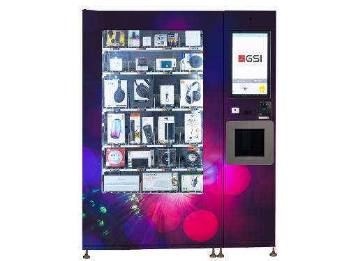Distributeur de produits électroniques ROBOMAT