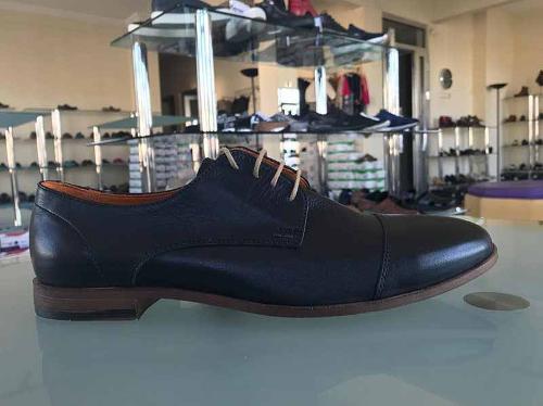 Мужская кожаная обувь Турция