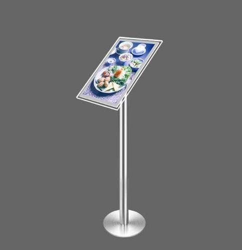 A4 vrijstaande LED raamdisplay
