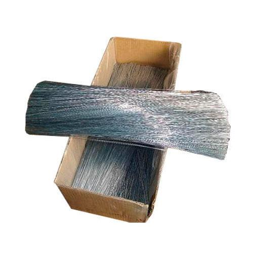 Smoothly and bright surface electro galvanized iron wire
