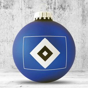 Christmasballs with logo