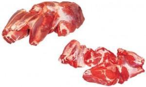 Beef shin with heel shoulder Beef chuck and blade