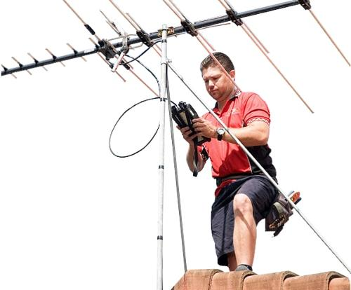 Cheap Aerial Installations and Repairs in Sheffield