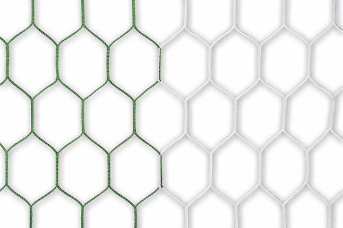 Tornetz, 7,32 x 2,44 m, Netztiefe oben 0,8 m - unten...