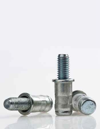GESIPA Blind rivet nut studs