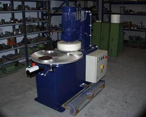 Poliermaschine FPM, Flachpoliermaschine
