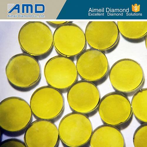 Diamant synthétique monocristallin