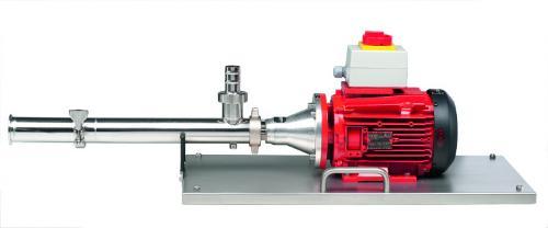 FLUX Eccentric worm-drive pump F 550 TR