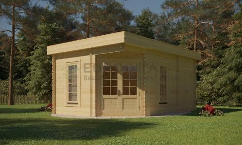 Log Cabin 3.5×5.0m – Iris 2