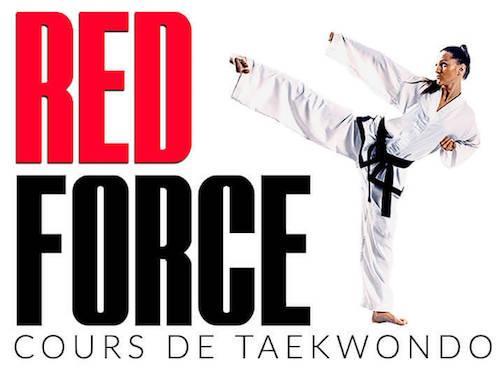 Cours de taekwondo