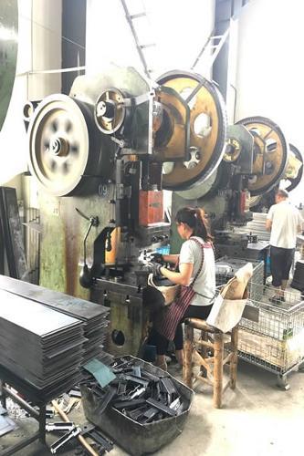 China Metal Stamping Manufacturer