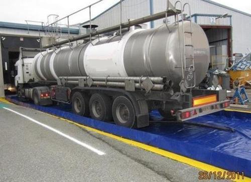 Bac de rétention souple pliable - 25200 litres - bac...
