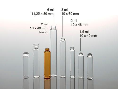 Perfume vials