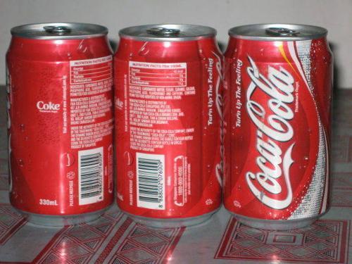 FANTA SOFT DRINK 24x 330ml CANS