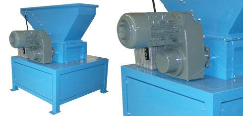 Trituradoras monoeje M400 | M600 | M700 | M800