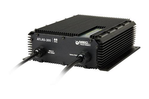 MEC ATLAS-300 IP65 Waterproof Charger