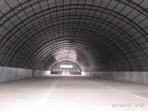 арочный склад
