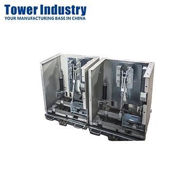 Turnkey service for sheet metal assemblies