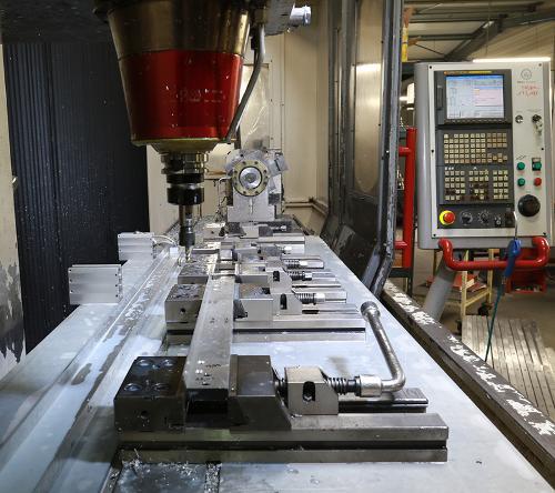 Mécanique industrielle de précision
