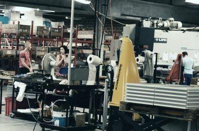 Atelier électromécanique Mons