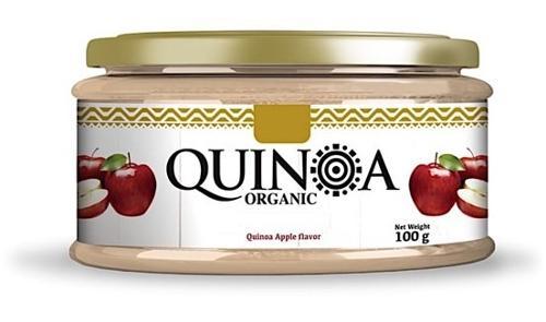 Compota de Quinoa y Manzana
