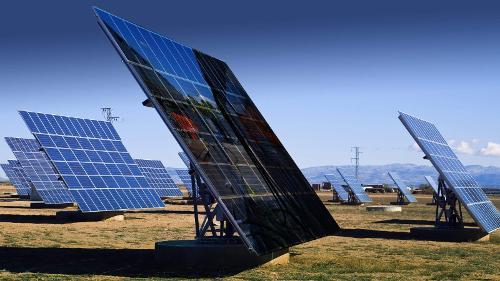 Solar Hybridkraftwerke