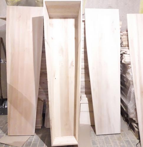 Гробы деревянные европейского типа