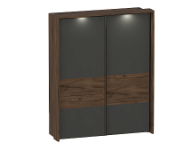 "Wardrobe With Sliding Doors Framed Bedroom ""Glasgow"""