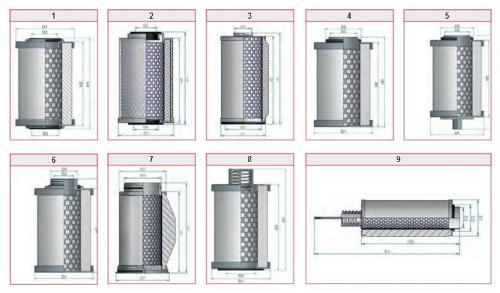 Séparateur air/huile