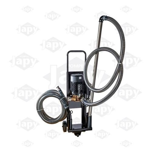 Response Trolley With Flexible Impeller Pump