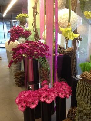 Compositions florales artificielles