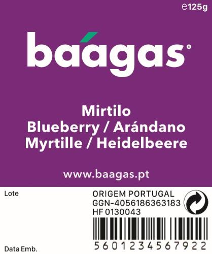 Blueberries/Mirtilo