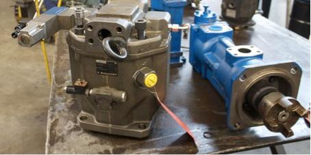 Réparation Pompes à pistons