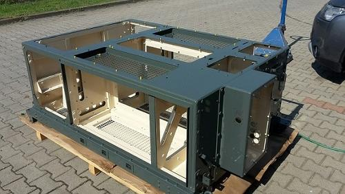 complex cabinet structures