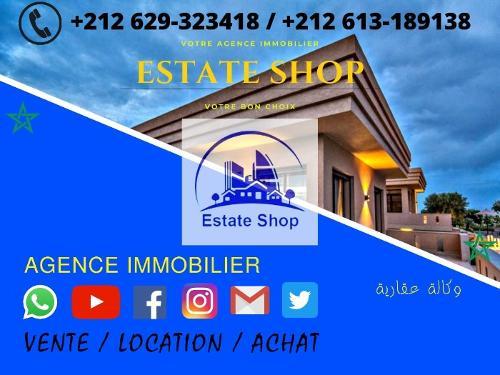 Appartement, Villa , terrain , Riad , restaurant, Hôtel
