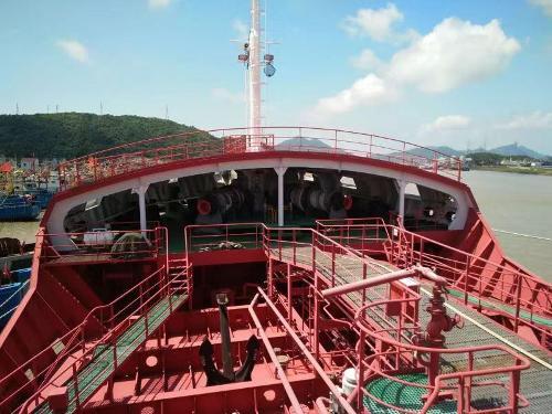transport de produits pétroliers et dérivés