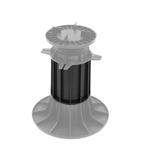 Rehausse 110 mm pour plots terrasse lambourde ou carrelage