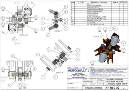 Etudes mécaniques