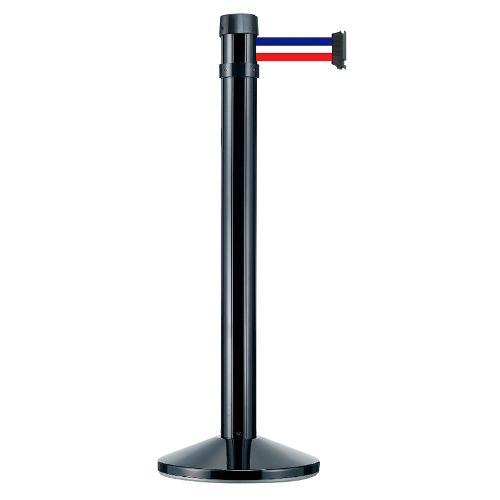 Poteau à sangle rétractable RS4 - Sangle 4.30 m