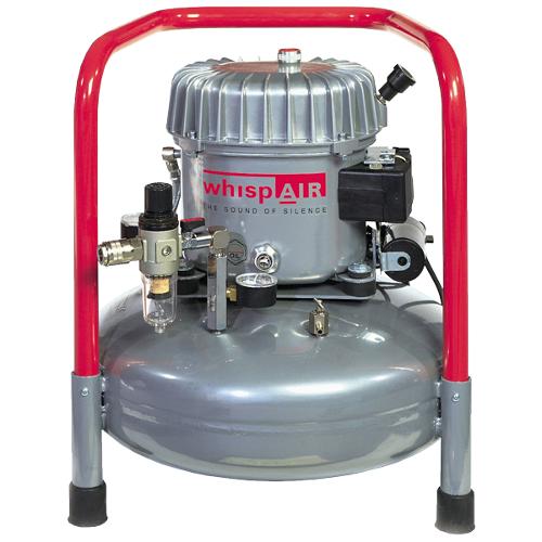 Geluidsarme compressor