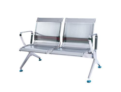 Two Seats S.S. Waiting Chair