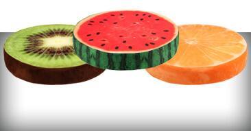 Frucht Kissen